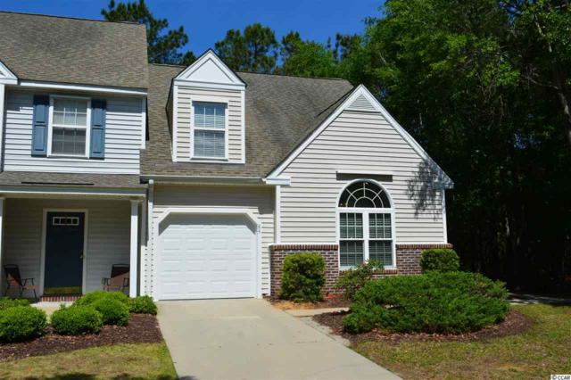 84 Palisade Loop #84, Pawleys Island, SC 29585 (MLS #1809770) :: The HOMES and VALOR TEAM