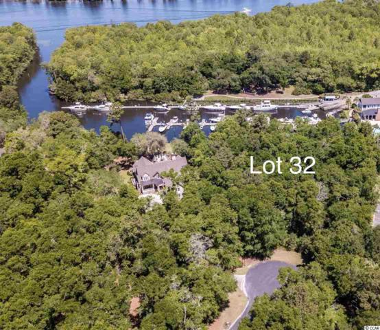 Lot 32 Grove Hill Ct, Pawleys Island, SC 29585 (MLS #1809797) :: Myrtle Beach Rental Connections