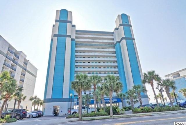 2300 N Ocean Blvd #734 #734, Myrtle Beach, SC 29577 (MLS #1809804) :: The HOMES and VALOR TEAM