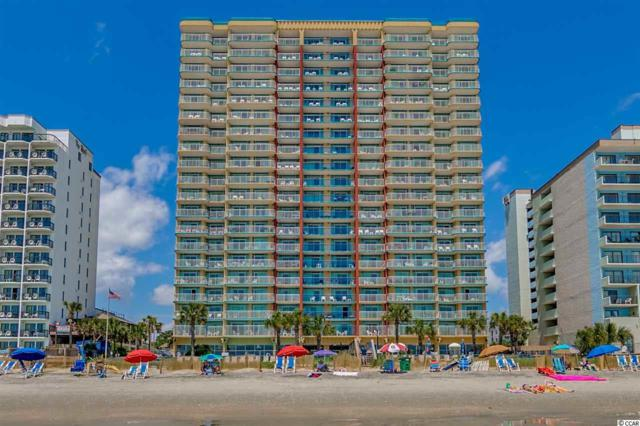 2201 S Ocean Blvd, # 1005 #1005, Myrtle Beach, SC 29577 (MLS #1809832) :: Sloan Realty Group