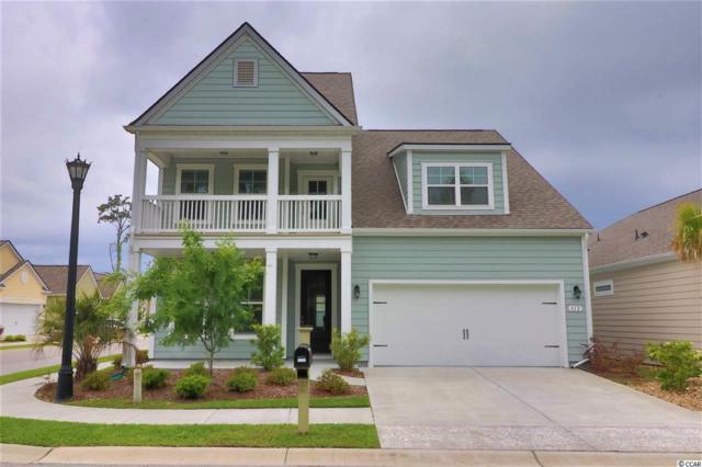 812 Lorenzo Drive, North Myrtle Beach, SC 29582 (MLS #1809945) :: Sloan Realty Group