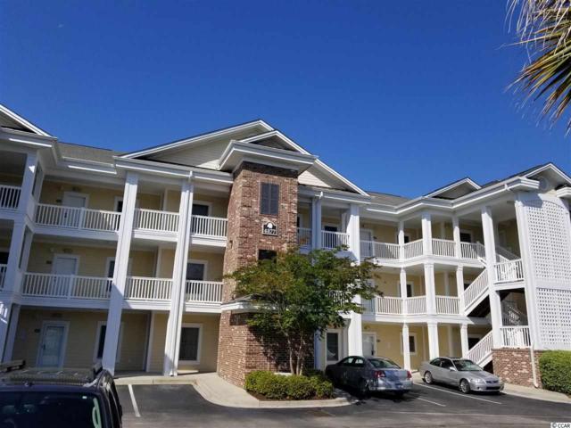 4877 Magnolia Pointe Lane 4877-204, Myrtle Beach, SC 29577 (MLS #1810003) :: SC Beach Real Estate