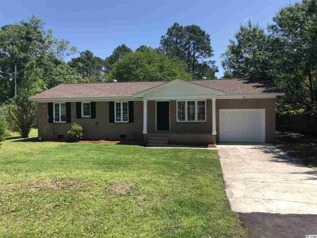 3912 Heron Circle, Myrtle Beach, SC 29579 (MLS #1810007) :: The Litchfield Company
