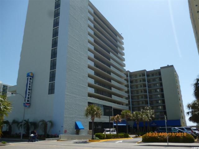 2001 S Ocean Blvd #1501, Myrtle Beach, SC 29577 (MLS #1810010) :: Trading Spaces Realty