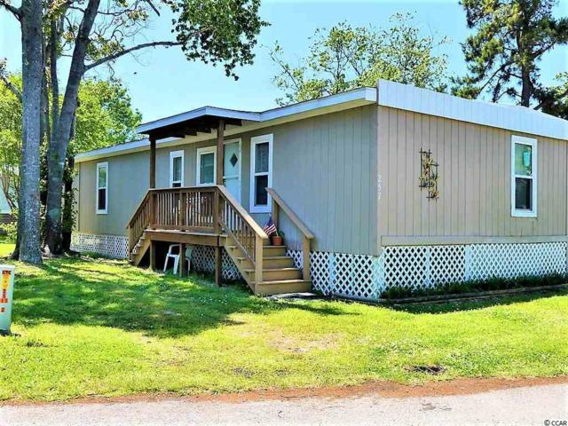 257 Flamingo Ct., Surfside Beach, SC 29575 (MLS #1810014) :: James W. Smith Real Estate Co.
