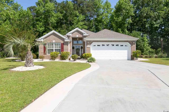 219 Carolina Farms Blvd, Myrtle Beach, SC 29579 (MLS #1810029) :: The Greg Sisson Team with RE/MAX First Choice