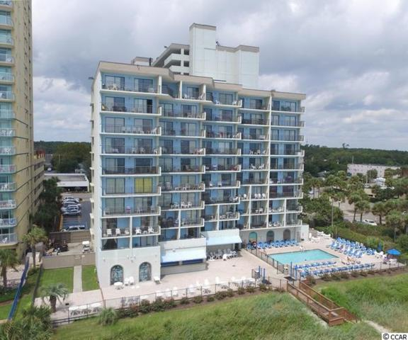 2001 S Ocean Blvd #210, Myrtle Beach, SC 29577 (MLS #1810099) :: Trading Spaces Realty