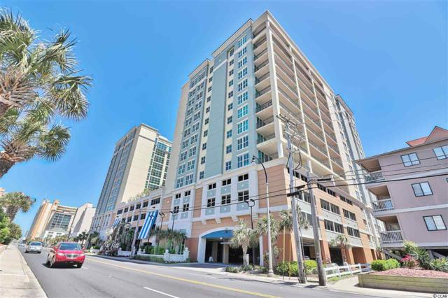 603 S Ocean Blvd. #1415, North Myrtle Beach, SC 29582 (MLS #1810108) :: Trading Spaces Realty
