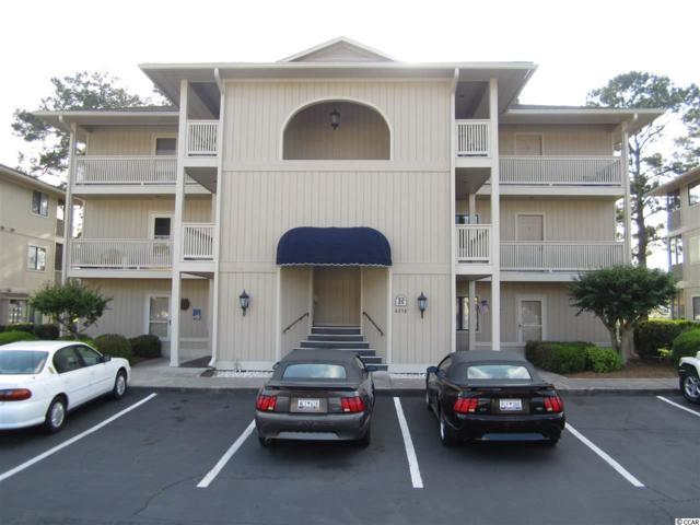 4258 Pinehurst Circle R-6, Little River, SC 29566 (MLS #1810120) :: Myrtle Beach Rental Connections