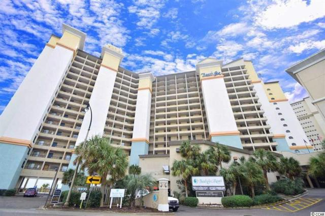 4800 S Ocean Blvd #1221, North Myrtle Beach, SC 29582 (MLS #1810123) :: The HOMES and VALOR TEAM