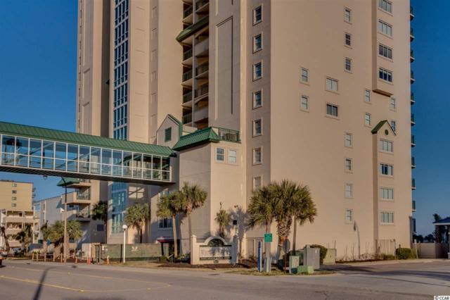 3805 S Ocean Blvd #101, North Myrtle Beach, SC 29582 (MLS #1810131) :: James W. Smith Real Estate Co.