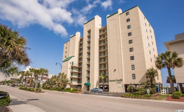 4505 S Ocean Blvd. 7C, North Myrtle Beach, SC 29582 (MLS #1810136) :: The HOMES and VALOR TEAM