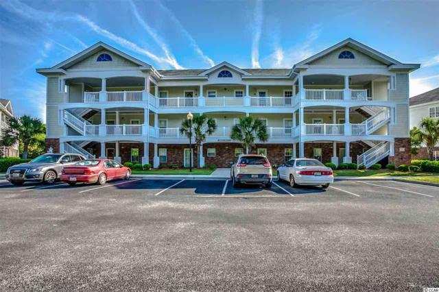 6015 Catalina Drive #323, North Myrtle Beach, SC 29582 (MLS #1810215) :: The HOMES and VALOR TEAM