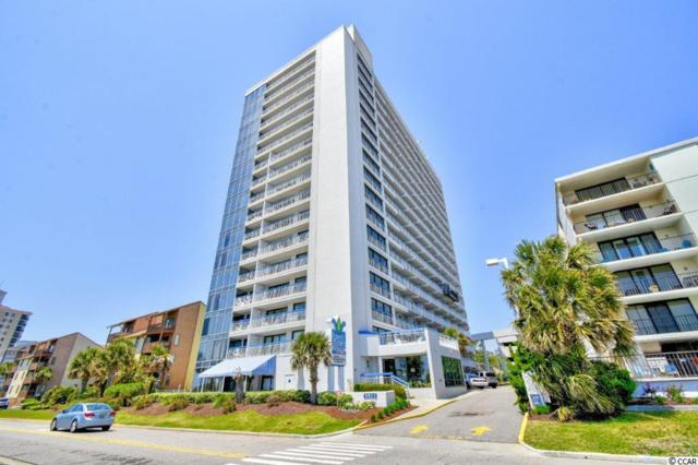 5511 N Ocean Blvd #501, Myrtle Beach, SC 29577 (MLS #1810223) :: SC Beach Real Estate