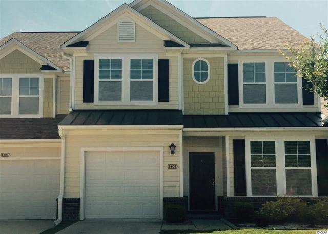 129 Coldstream Cove Loop #1402, Murrells Inlet, SC 29576 (MLS #1810255) :: The HOMES and VALOR TEAM