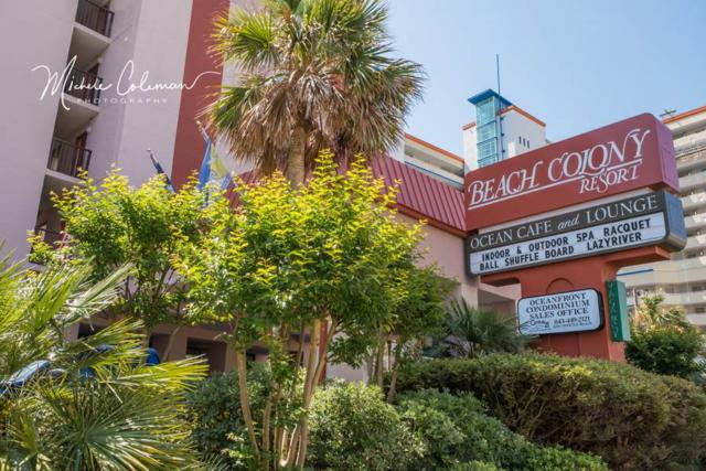5308 N Ocean Blvd #1202, Myrtle Beach, SC 29577 (MLS #1810273) :: Silver Coast Realty