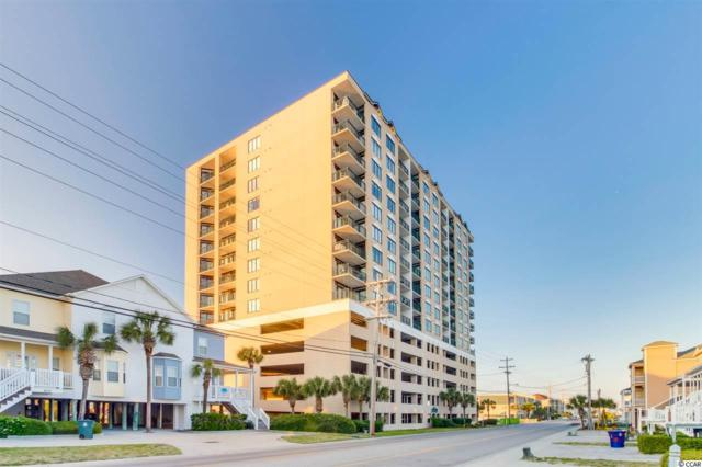 4103 N Ocean Blvd #806, North Myrtle Beach, SC 29582 (MLS #1810296) :: Trading Spaces Realty