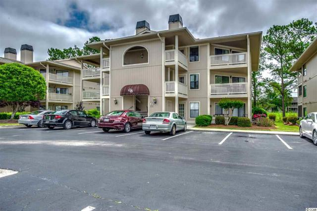 4226 Pinehurst Circle J-6, Little River, SC 29566 (MLS #1810307) :: Silver Coast Realty