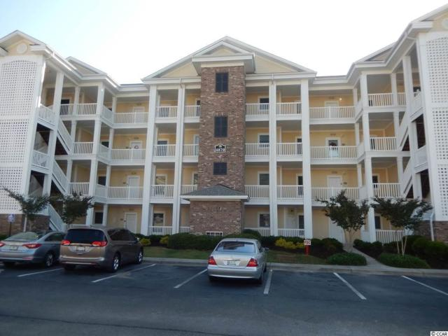 4879 Lusterleaf Circle #105, Myrtle Beach, SC 29577 (MLS #1810322) :: SC Beach Real Estate