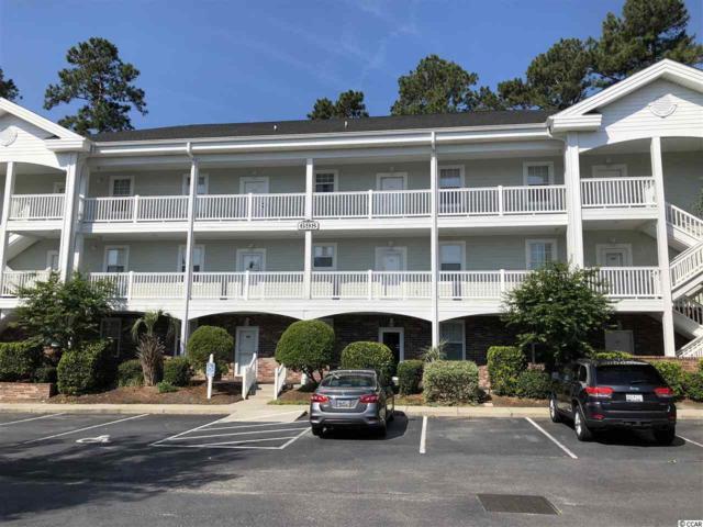 698 Riverwalk Drive #204, Myrtle Beach, SC 29579 (MLS #1810357) :: Trading Spaces Realty