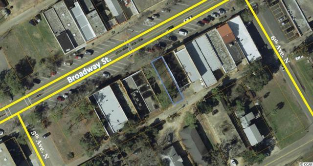 520 Broadway St., Myrtle Beach, SC 29577 (MLS #1810372) :: The Hoffman Group