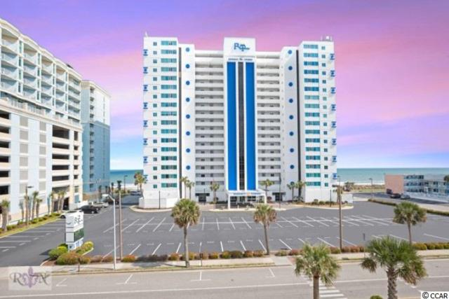 2511 S Ocean Boulevard #1202, Myrtle Beach, SC 29577 (MLS #1810411) :: The Hoffman Group