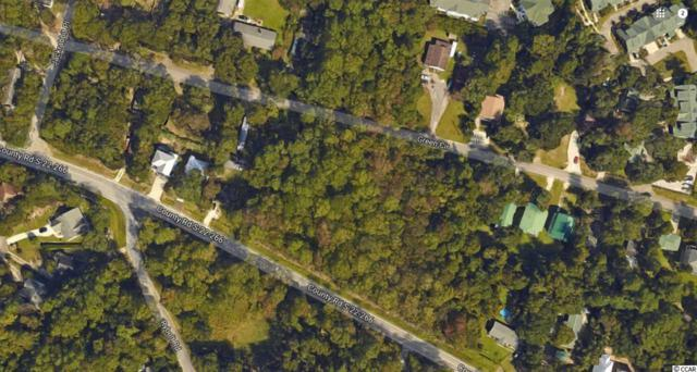 TBD S Causeway Rd., Pawleys Island, SC 29585 (MLS #1810446) :: The Hoffman Group