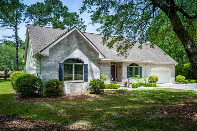 152 Capt Anthony White Ln., Georgetown, SC 29440 (MLS #1810451) :: SC Beach Real Estate