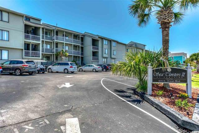 1011 N Ocean Blvd 304B, Surfside Beach, SC 29575 (MLS #1810460) :: The HOMES and VALOR TEAM