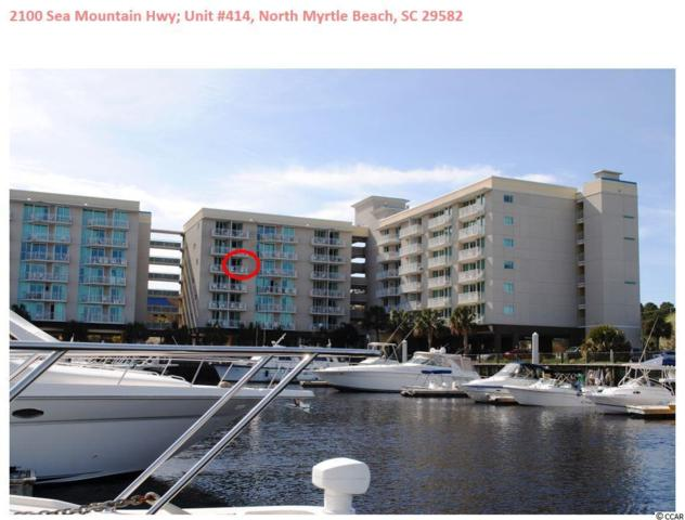 2100 Sea Mountain Hwy #414, North Myrtle Beach, SC 29582 (MLS #1810479) :: Matt Harper Team