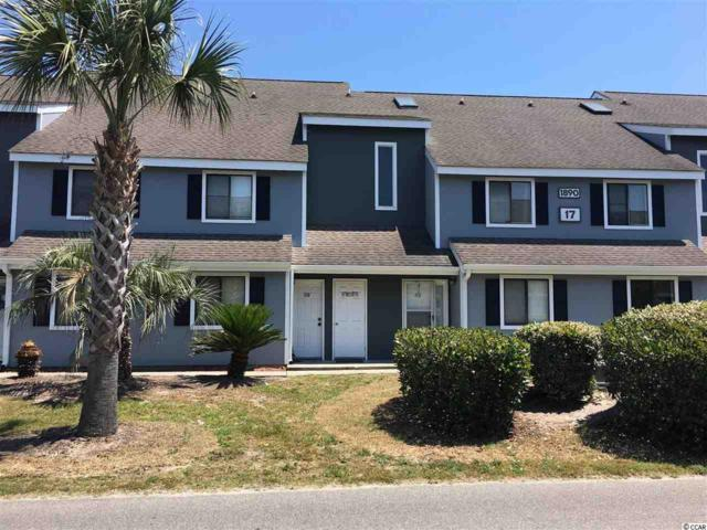 1890 Colony Dr 17-O, Surfside Beach, SC 29575 (MLS #1810487) :: The Greg Sisson Team with RE/MAX First Choice