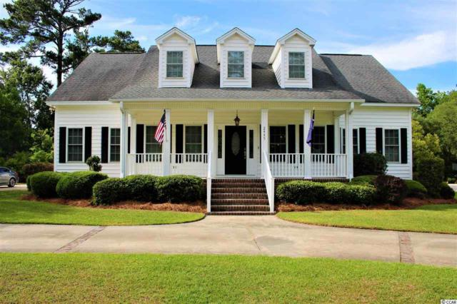 2445 Wedgefield Rd, Georgetown, SC 29440 (MLS #1810505) :: James W. Smith Real Estate Co.