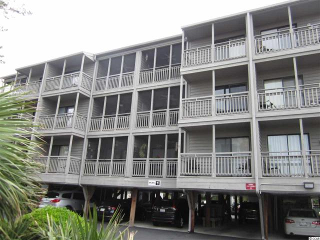 9581 Shore Drive #129, Myrtle Beach, SC 29572 (MLS #1810513) :: The Greg Sisson Team with RE/MAX First Choice