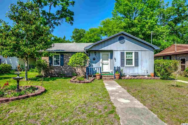 654 2nd Avenue N, Surfside Beach, SC 29575 (MLS #1810530) :: The Greg Sisson Team with RE/MAX First Choice