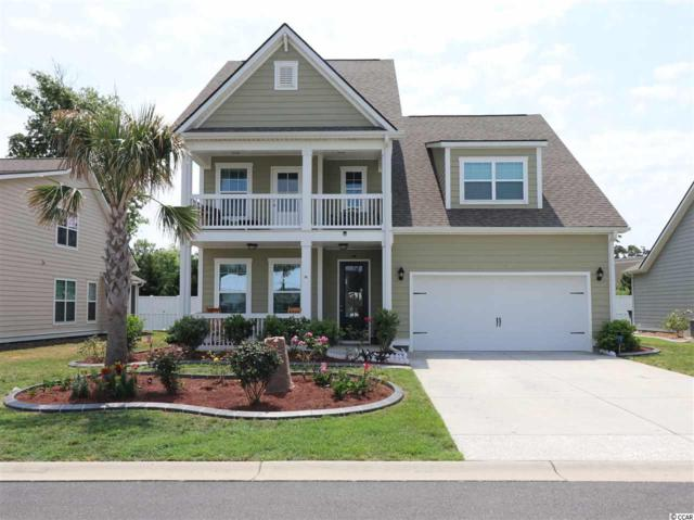 261 Coral Beach Circle, Myrtle Beach, SC 29575 (MLS #1810536) :: Myrtle Beach Rental Connections