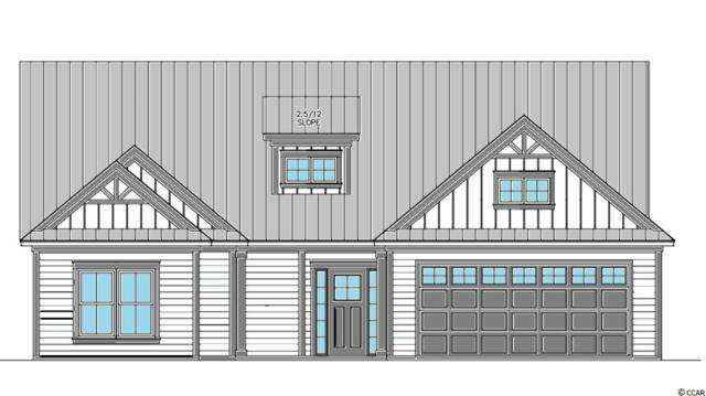 374 Stanley Dr., Murrells Inlet, SC 29576 (MLS #1810542) :: James W. Smith Real Estate Co.