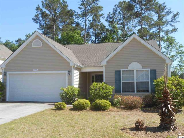 4331 Red Roster Lane, Myrtle Beach, SC 29579 (MLS #1810547) :: Matt Harper Team
