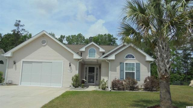 114 Windsor Springs, Conway, SC 29527 (MLS #1810555) :: The Litchfield Company