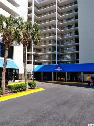 2001 S Ocean Blvd #517, Myrtle Beach, SC 29577 (MLS #1810570) :: Trading Spaces Realty