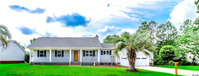 710 Antler Ridge Circle, Myrtle Beach, SC 29588 (MLS #1810573) :: Myrtle Beach Rental Connections