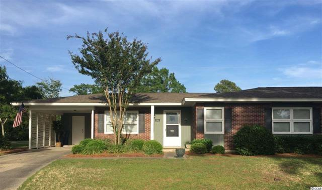 752 Yellowwood Ave #752, Myrtle Beach, SC 29577 (MLS #1810586) :: The HOMES and VALOR TEAM
