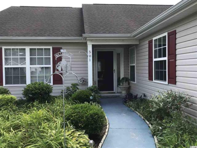 501 Chinon Ct., Myrtle Beach, SC 29588 (MLS #1810620) :: The Greg Sisson Team with RE/MAX First Choice