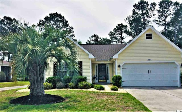101 Vannoy Ct., Myrtle Beach, SC 29579 (MLS #1810690) :: Myrtle Beach Rental Connections