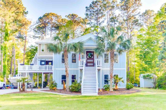 93 Sweetgum Drive, Pawleys Island, SC 29585 (MLS #1810737) :: Myrtle Beach Rental Connections