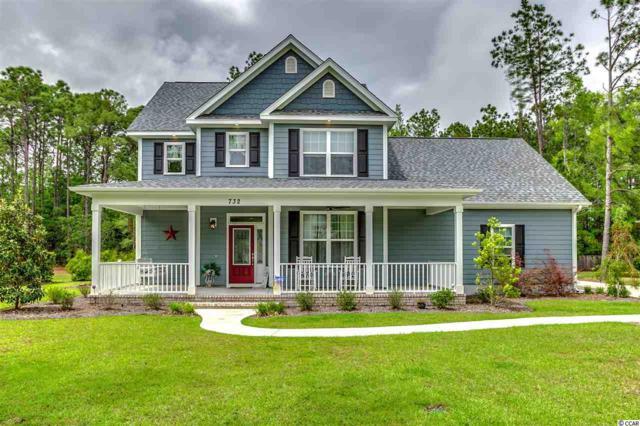 732 Savannah Drive, Pawleys Island, SC 29585 (MLS #1810780) :: Myrtle Beach Rental Connections