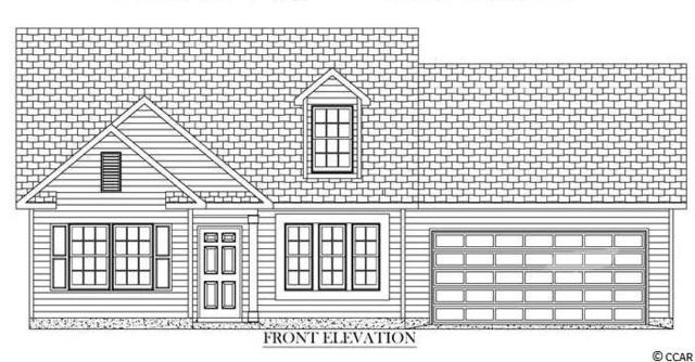 1210 Donald Street, Conway, SC 29527 (MLS #1810786) :: The HOMES and VALOR TEAM