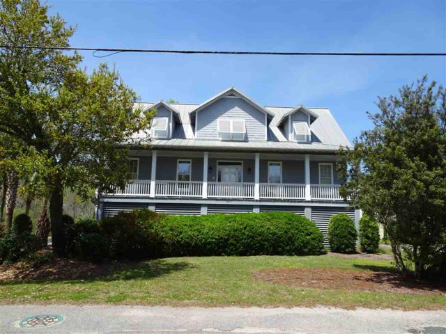289 Boyle Drive, Pawleys Island, SC 29585 (MLS #1810806) :: The Litchfield Company