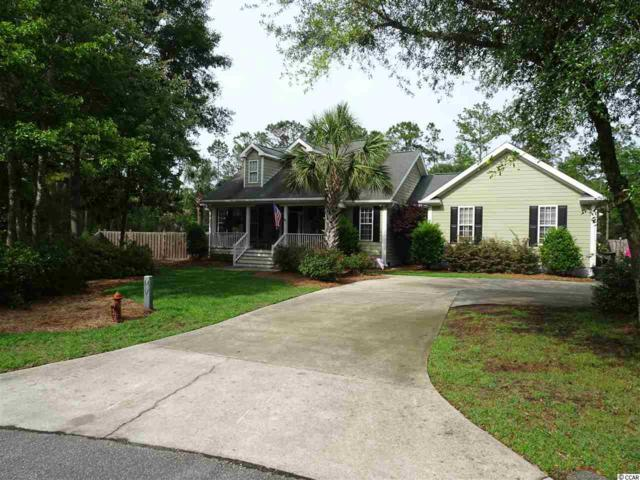 131 Heron Way, Pawleys Island, SC 29585 (MLS #1810842) :: Myrtle Beach Rental Connections