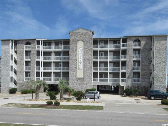 911 S Ocean Blvd #102, Surfside Beach, SC 29575 (MLS #1810994) :: James W. Smith Real Estate Co.
