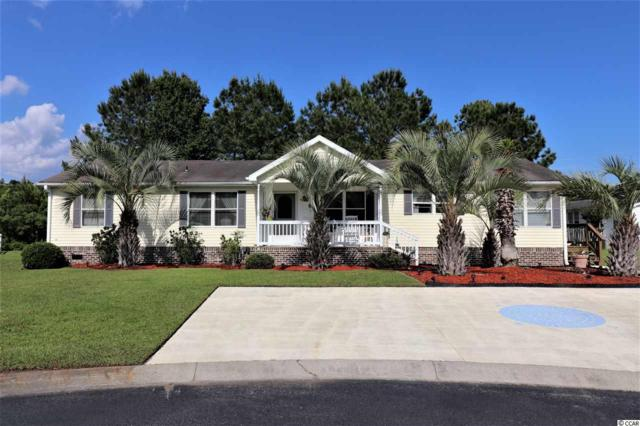 4358 Lake Front Blvd., Myrtle Beach, SC 29588 (MLS #1811026) :: The Hoffman Group
